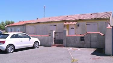 La maison corse d'un des deux mis en examen, présumé membre de l'AFO interpellé sur l'île.