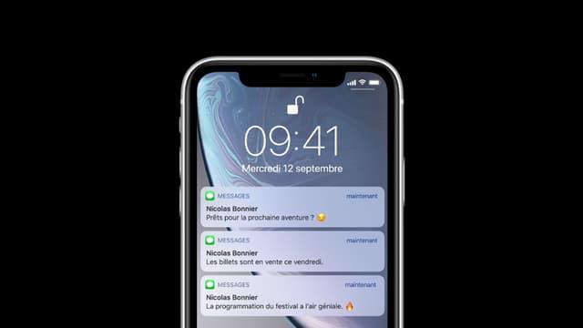 L'iPhone XR