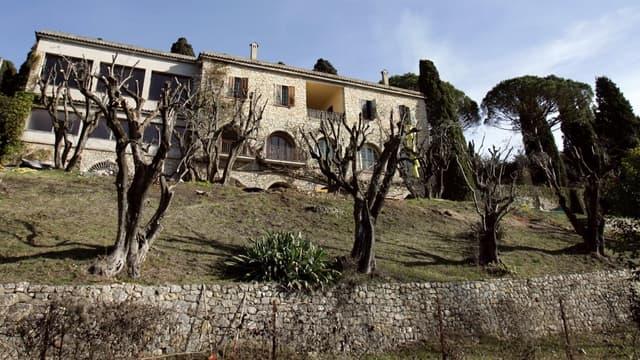 La dernière villa de Pablo Picasso a finalement été vendue.