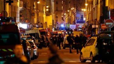 L'attaque terroriste du Bataclan en novembre dernier a fait 90 morts.