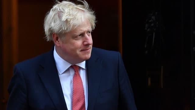 Boris Johnson à Londres le 20 septembre - Ben Stansall / AFP