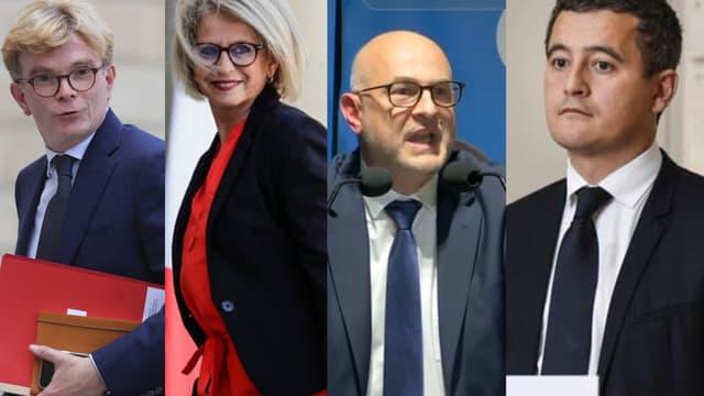 Les ministres en campagne pour les régionales.