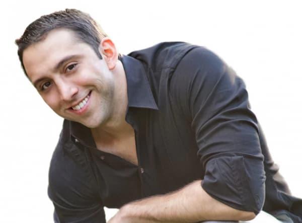 Scott Valdez, le fondateur de ViDA