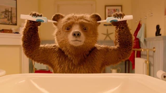 L'ours Paddington, dans le deuxième volet de ses aventures sur grand écran.