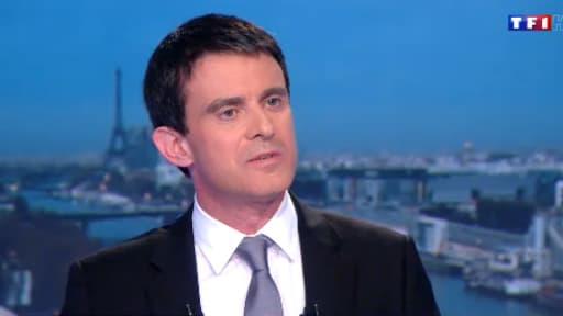 Manuel Valls veut redoner confiance aux Français.