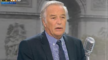 François Rebsamen, le ministre du Travail, était invité de Jean-Jacques Bourdin sur BFMTV-RMC ce mercredi 29 octobre.