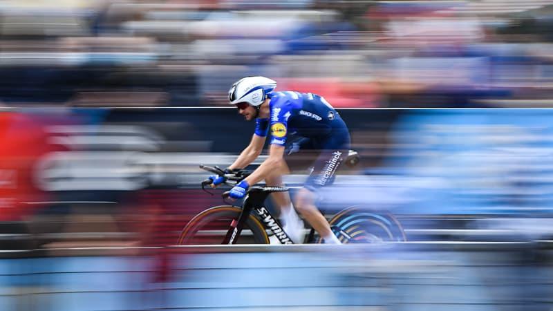 Giro: un directeur sportif de BikeExchange exclu pour avoir renversé un coureur