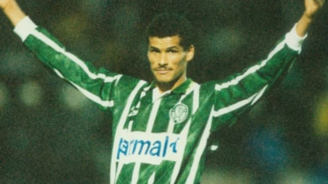 Rivaldo à Palmeiras