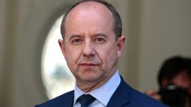 L'ancien ministre de la Justice, Jean-Jacques Urvoas.