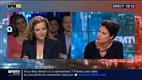 """Nathalie Kosciusko-Morizet dans BFM Politique: """"Il faut assumer la dimension politique de l'enseignement de l'histoire dans à l'école"""""""
