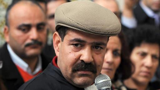 L'opposant tunisien Chokri Belaïd