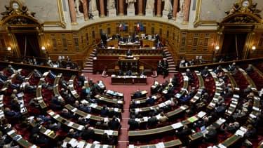 L'hémicycle du Sénat - AFP