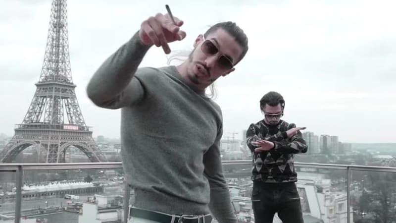 Deux mois sous bracelet électronique requis contre le rappeur Ademo, du groupe PNL