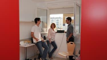 Les places en résidences étudiantes sont rares. Heureusement, d'autres formules d'hébergement se développent.