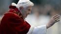 Le Pape Benoît XVI, âgé de 85 ans, démissionnera le 28 février.
