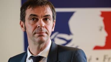 Olivier Véran, ministre des Solidarités et de la Santé, le 18 février 2020 à Paris