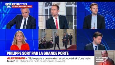 Story 3 : Édouard Philippe a quitté Matignon - 03/07