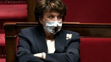 Roselyne Bachelot le 19 janvier 2021 à l'Assemblée nationale