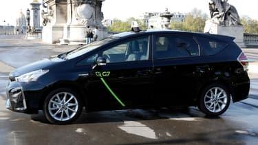 L'image de l'entreprise passera désormais par des véhicules qui afficheront l'image de G7 qui dispose aussi d'une nouvelle appli dont l'interface rappelle celles des VTCitste.