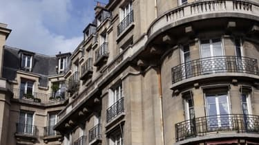 Les prix de l'immobilier ancien ont baissé à Paris en 2013.