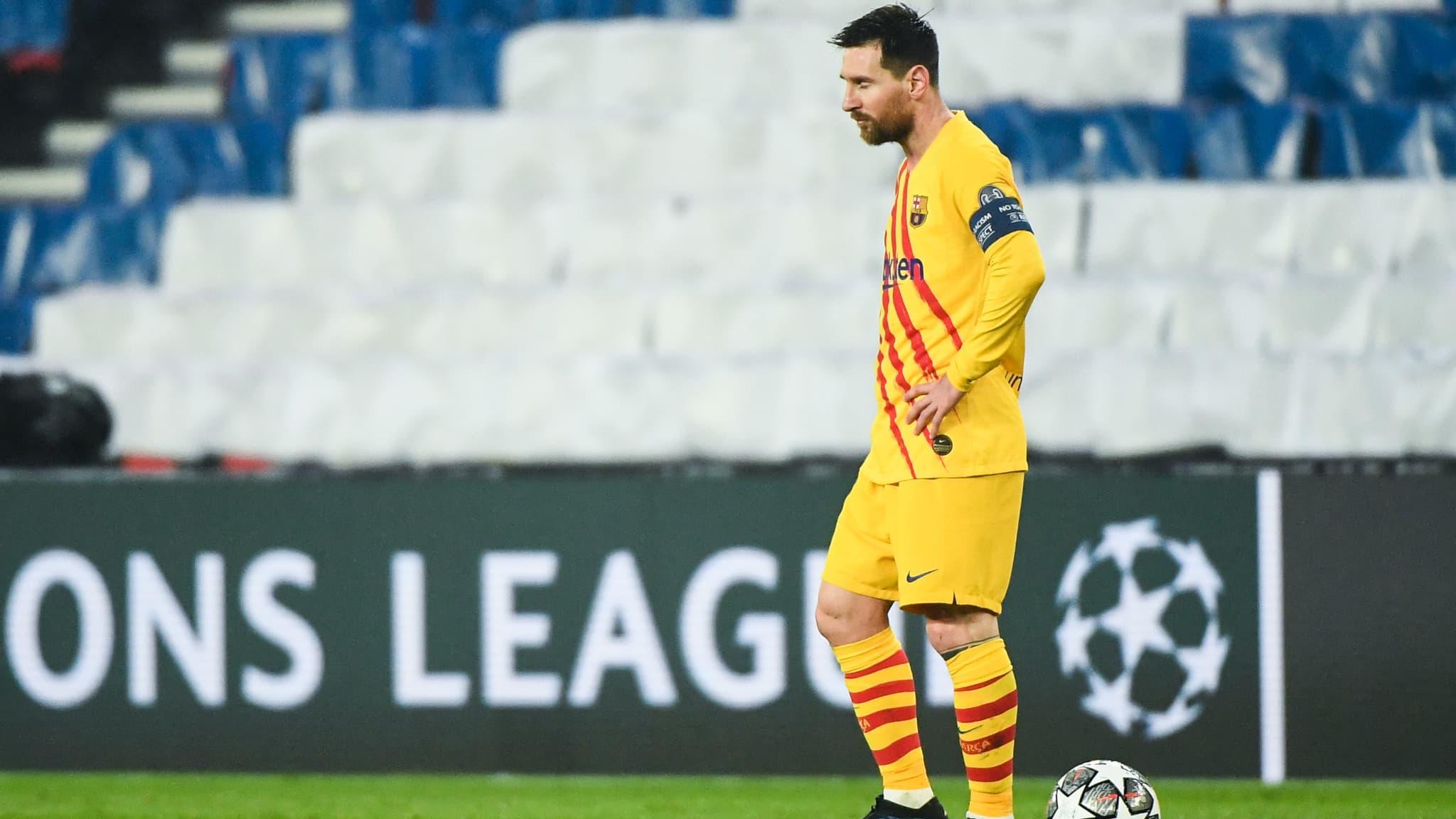 Barça: Messi attendrait des garanties sportives avant de prolonger