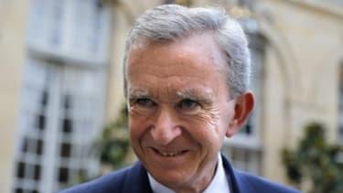 Bernard Arnault a démenti vouloir procéder à un exile fiscal