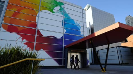 Un accord fiscal aurait été conclu entre la République d'Irlande et Apple.