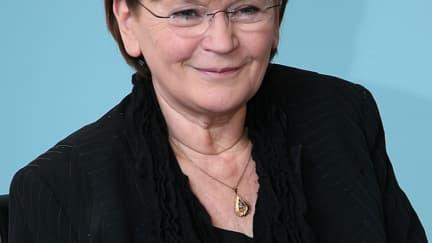 Marie-George Buffet, secrétaire nationale du PCF et ancienne ministre de la Jeunesse et des Sports