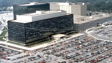 Le siège de la NSA à Fort Meade (Maryland)