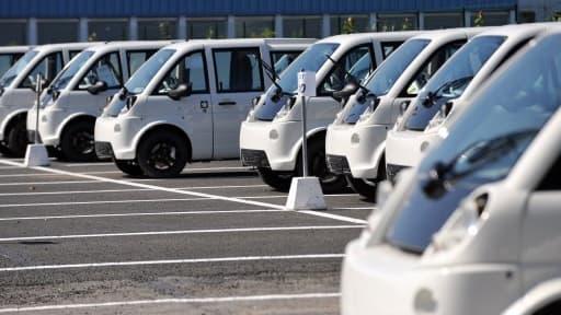 Les actifs du fabricant de voitures électriques Mia seront mis aux enchères.