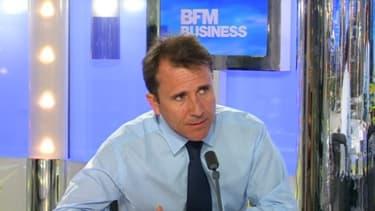 Thibault Lanxade, responsable des PME au Medef, était l'invité de BFM Business, ce mecredi 24 juillet.
