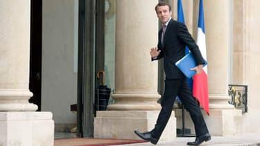 Emmanuel Macron songe notamment à apporter de l'argent public au plan d'investissement de Jean-Claude Juncker