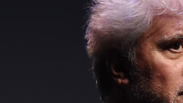 Pedro Almodóvar, le 7 octobre 2016 à New York
