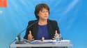 Martine Aubry donnait mercredi à Lille sa conférence de presse de rentrée.