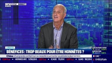 Jean-Marc Vittori : Des bénéfices trop beaux pour être honnêtes ? - 21/09