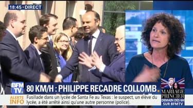 Limitation de vitesse à 80km/h: Edouard Philippe recadre Gérard Collomb