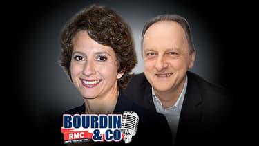 RMC Politique, c'est tous les jours à 7h25 avec Véronique Jacquier et Bernard Sananes