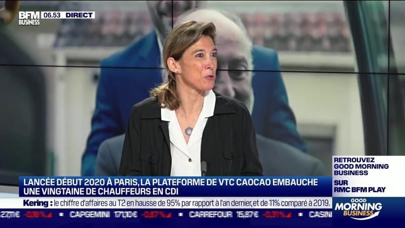 Veruschka Becquart (Caocao) : Caocao embauche une vingtaine de chauffeurs en CDI - 28/07