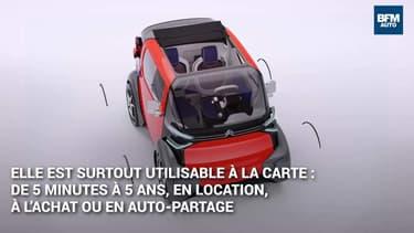 Ami One Concept, la Smart version Citroën