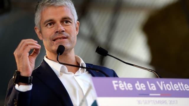 Laurent Wauquiez est le favori pour accéder à la présidence de LR.