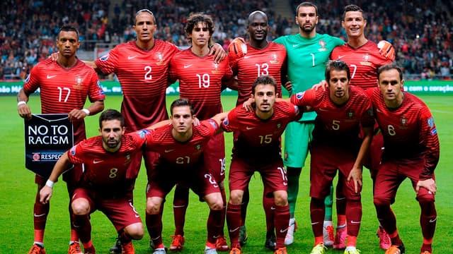 L'équipe du Portugal qualifiée pour l'Euro