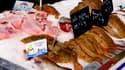 Que ce soit en grande surface, mais plus encore sur les étals des marchés ou des poissonneries, les étiquettes sont souvent trompeuses, dénonce l'association de consommateurs CLCV. (Illustration)