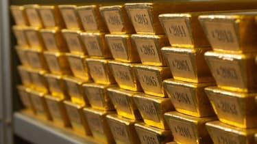L'année dernière, l'Allemagne a rapatrié de l'étranger 210 tonnes de lingots dans les coffres-forts de la Bundesbank. Objectif, que plus de la moitié de ses réserves soient stockées sur le sol allemand à horizon 2020.
