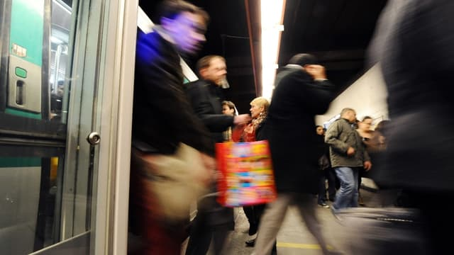 Les transports parisiens pourraient être perturbés lundi