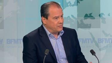 Le député socialiste Jean-Christophe Cambadélis