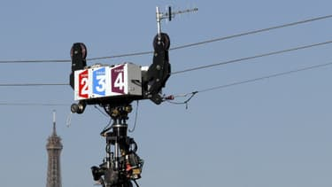 France Télévisions pourrait abandonner les droits TV de Rolan Garros, en septembre prochain.
