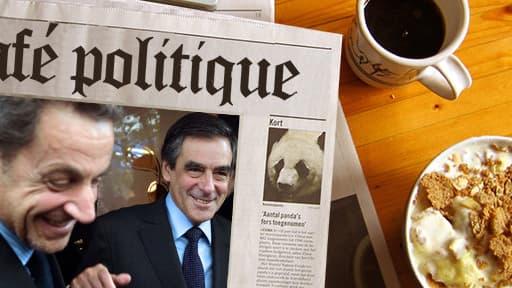 Nicolas Sarkozy et son ancien Premier ministre François Fillon donnent tous les deux des conférences rémunérées à l'étranger.