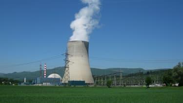La centrale nucléaire de Goesguen