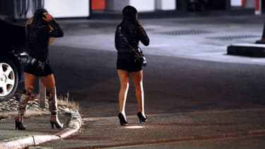 Prostitution (photo d'illustration)