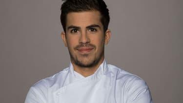 Victor Mercier de Top Chef